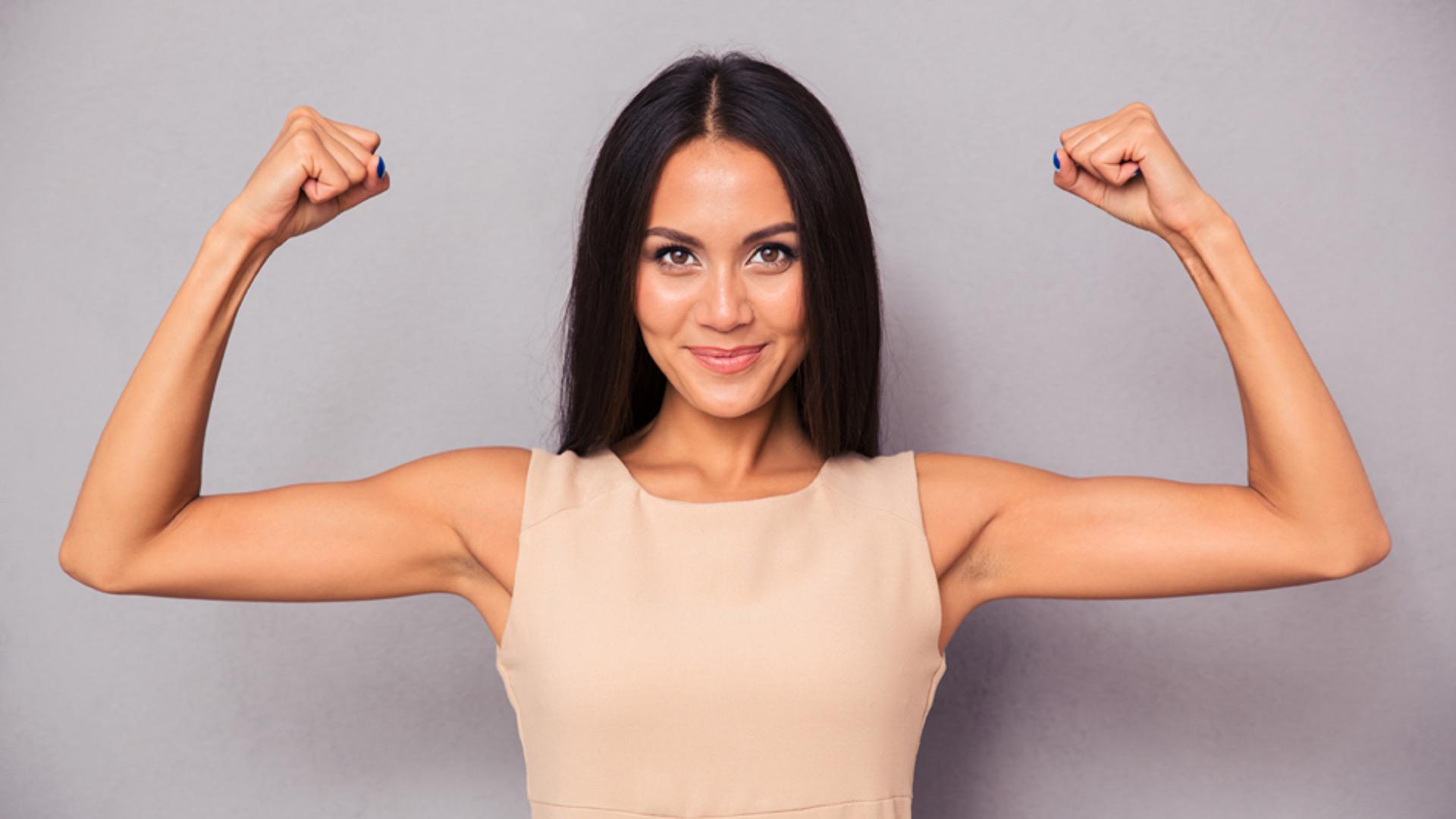 Lassità cutanea. Per rassodare i muscoli la palestra  è solo l'inizio.