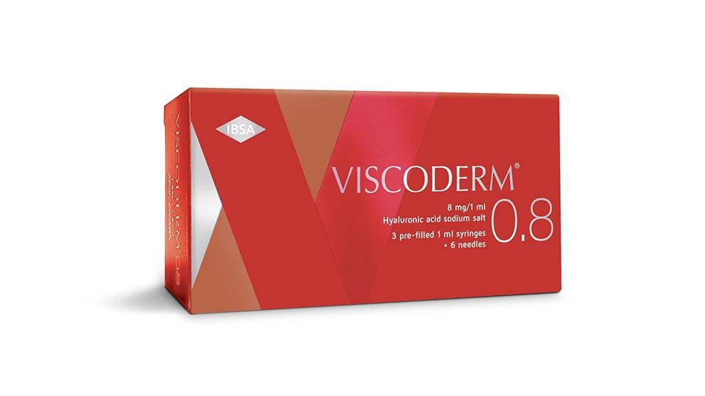 Viscoderm<sup>®</sup> 0.8